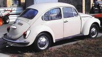 Der legend�re VW-K�fer